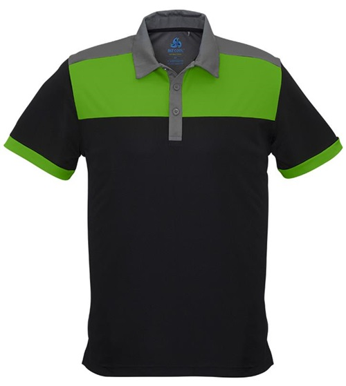 Biz Charger Mens Sports Polo P500MS 4