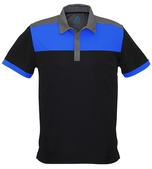 Biz Charger Mens Sports Polo P500MS 3