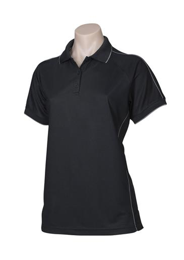 Biz Resort Ladies Polo P9925 4
