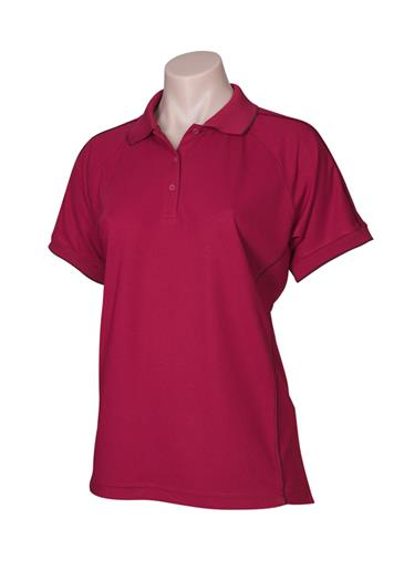 Biz Resort Ladies Polo P9925 6