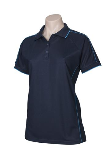 Biz Resort Ladies Polo P9925 3