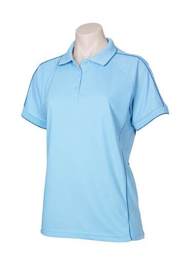 Biz Resort Ladies Polo P9925 2