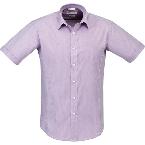 Biz Berlin Mens Short Sleeve Shirt S121MS 5