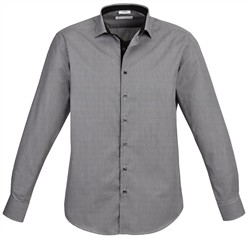 Biz Edge Mens Long Sleeve Shirt S267ML 3