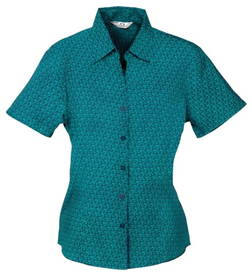 Biz Oasis Printed Ladies Shirt S29422 5
