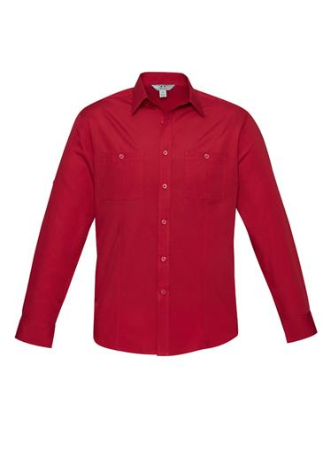 Biz Bondi Ladies Long Sleeve Shirt S306LL 7