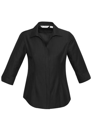 Biz Preston Ladies 3/4 Sleeve Shirt S312LT 4