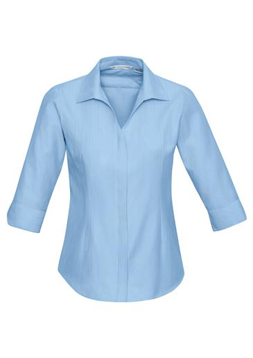 Biz Preston Ladies 3/4 Sleeve Shirt S312LT 2