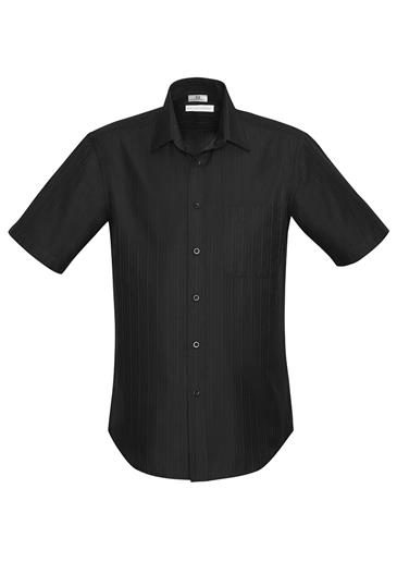 Biz Preston Mens Short Sleeve Shirt S312MS 4