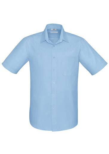 Biz Preston Mens Short Sleeve Shirt S312MS 2