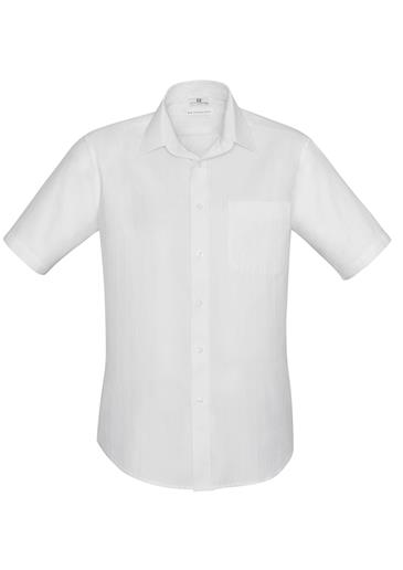 Biz Preston Mens Short Sleeve Shirt S312MS 3