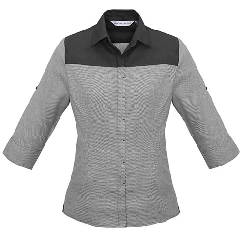 Biz Havana Ladies 3/4 Sleeve Shirt S503LT 2