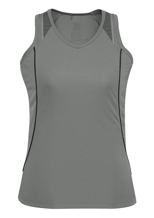 Biz Razor Ladies Sports Singlet SG407L 7
