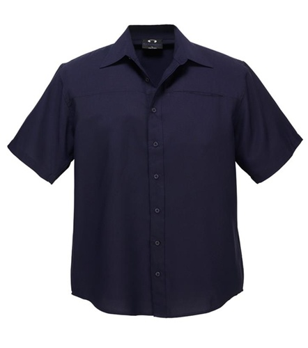 Biz Oasis Mens Short Sleeve Shirt SH3603 4