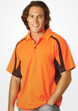 WS Hi-Vis Fashion Mens Polo SW25