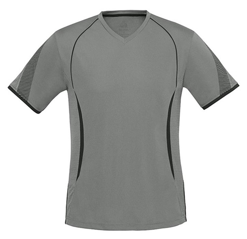 Biz Razor Mens V-Neck Tee T406MS 9
