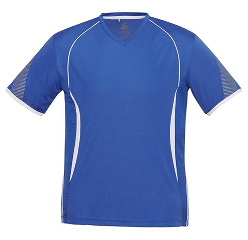 Biz Razor Mens V-Neck Tee T406MS 6