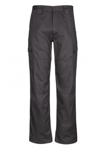 SYZ Mens Drill Cargo Pant ZW001 4