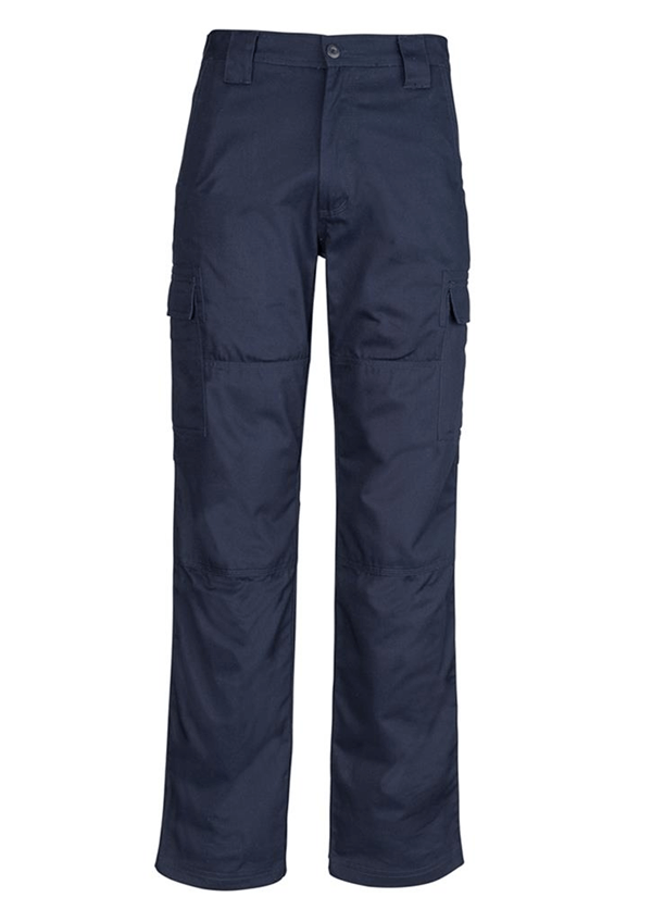 SYZ Mens Drill Cargo Pant ZW001 2