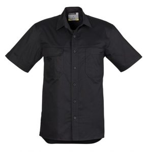 SYZ Tradie Short Sleeve Shirt ZW120 5