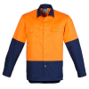 SYZ Industrial Long Sleeve Shirt ZW122