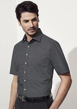 BC Oscar Mens Short Sleeve Shirt 44522