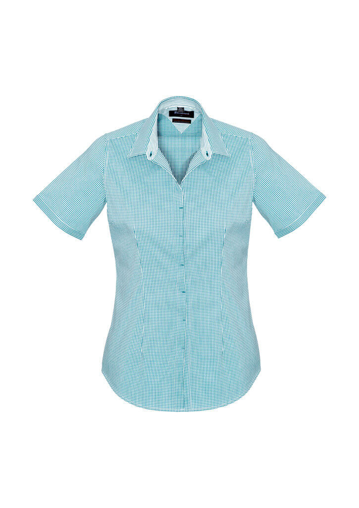 BC Newport Ladies Short Sleeve Shirt 42512