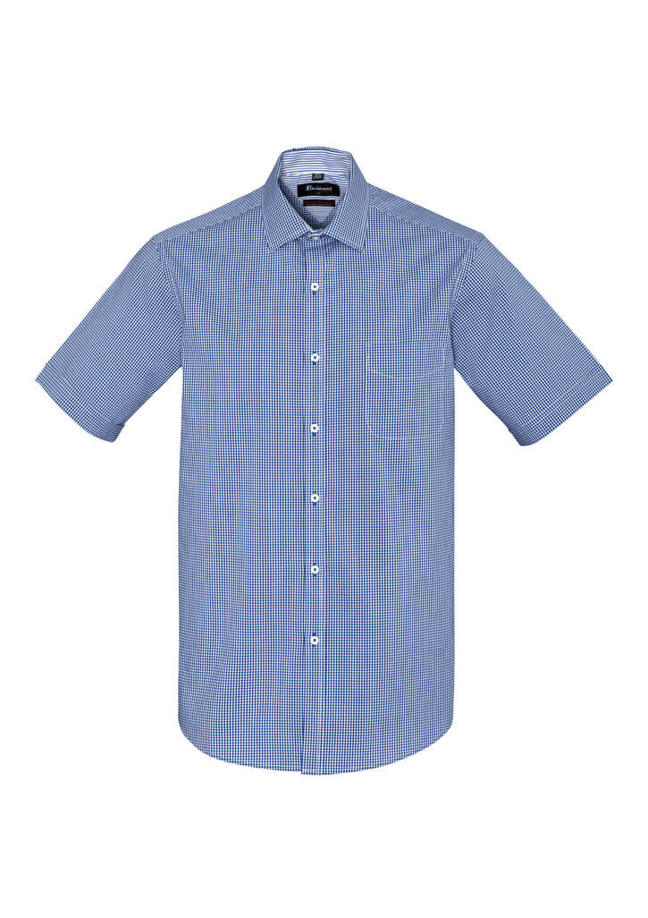 BC Newport Mens Short Sleeve Shirt 42522