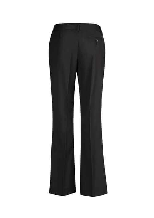 BC Ladies Cool Stretch Plain Bootleg Pants 10114