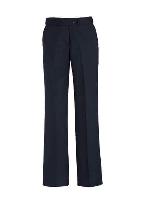 BC Ladies Cool Stretch Plain Adjustable Waist Pants 10115