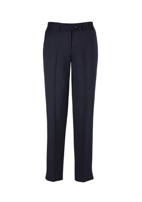 BC Ladies Cool Stretch Plain Slim Leg Pants 10117