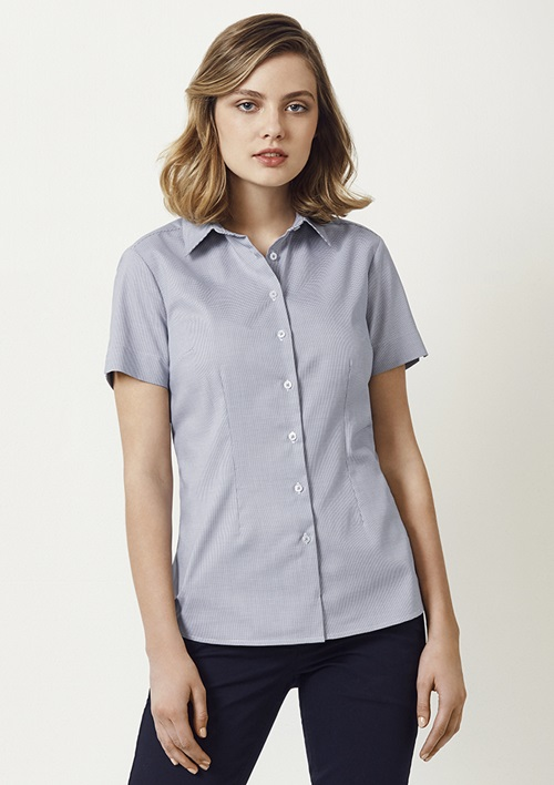 Biz Jagger Ladies Short Sleeve Shirt S910LS