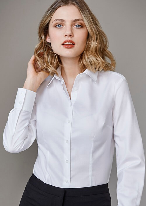Biz Regent Ladies 3/4 Sleeve Shirt S912LT
