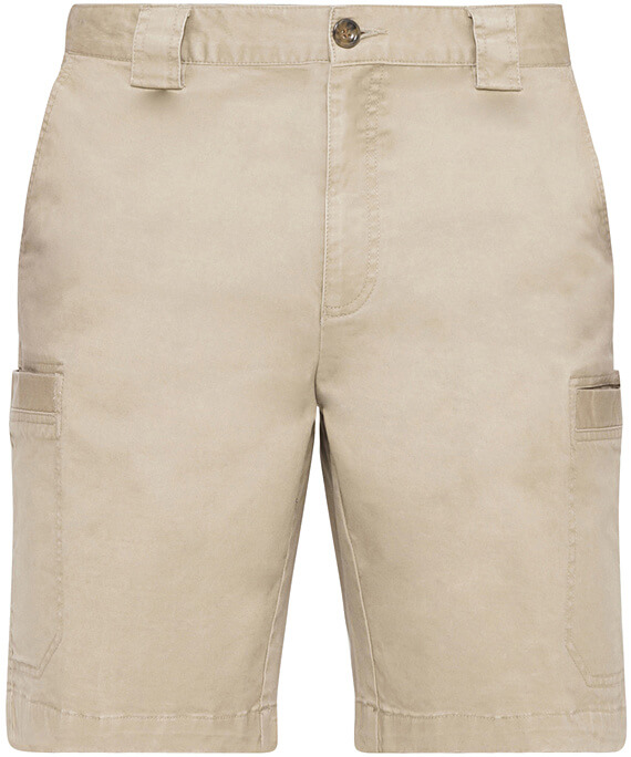 Bracks 98% Cotton Mens Chino Shorts TIMBA522