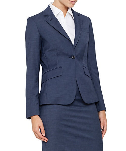 Van Heusen Ladies Wool Mix Modern Classic Fit Jacket VCJW930