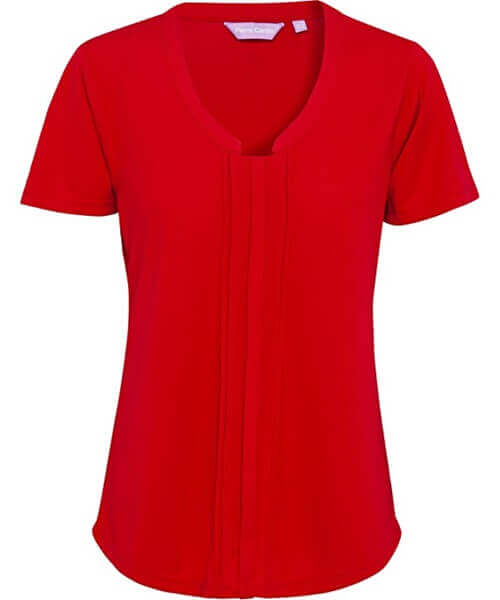 VH Womens Relaxed Fit ¾ Sleeve Jersey Top VHKS401
