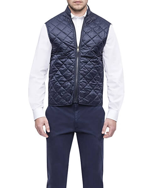 VH Unisex 3-In-1 Water Resistant Jacket With Removable Puffer Vest VJ31
