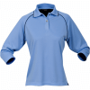 Stencil Cool Dry Ladies Long Sleeved Polo 1140