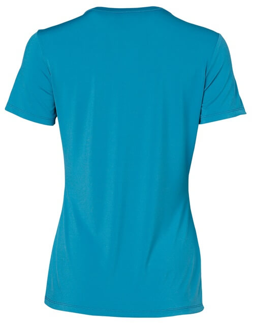 Teal womens v-neck shirt