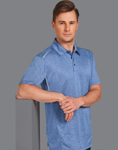 WS Harland RapidCool Mens Cationic Short Sleeve Polo PS85