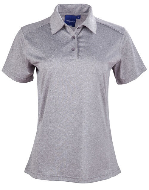 WS Harland RapidCool Ladies Cationic Short Sleeve Polo PS86