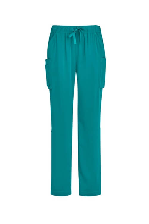 Biz Care Womens Straight Leg Scrub Pant CSP944LL