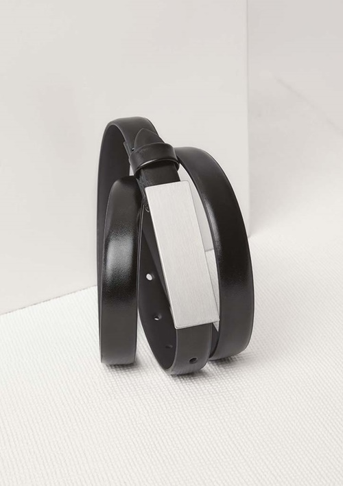 BC Ladies Leather Belt RA972L