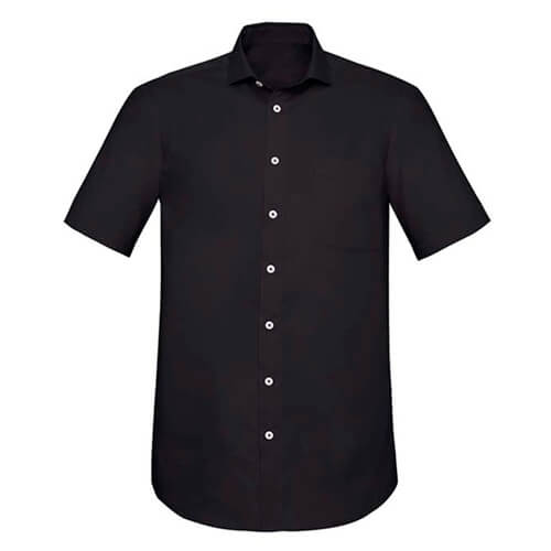 BC Charlie Mens Classic Fit Short Sleeve Shirt RS968MS