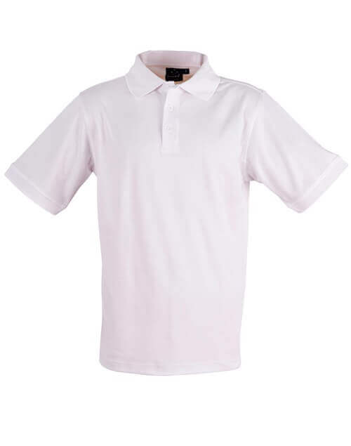 WS Victory TrueDry Mens Short Sleeve Polo PS33