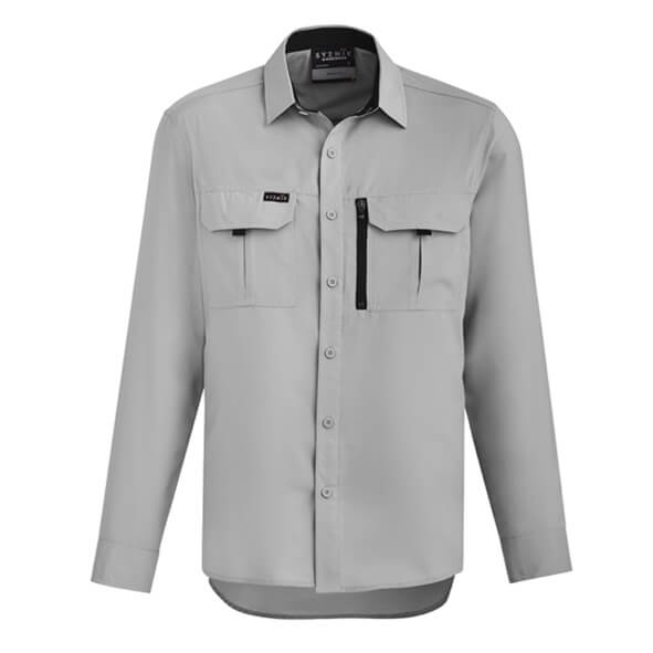 SYZ Outdoor Mens Long Sleeve Shirt ZW460
