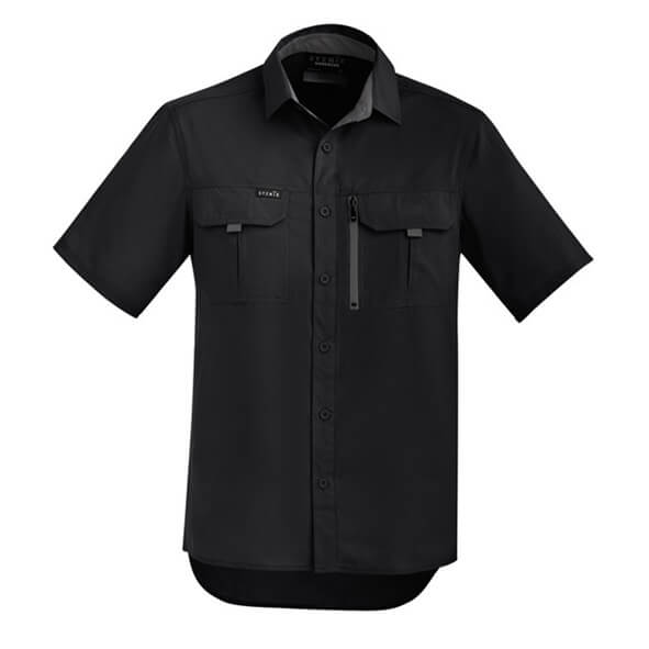 SYZ Outdoor Mens Short Sleeve Shirt ZW465