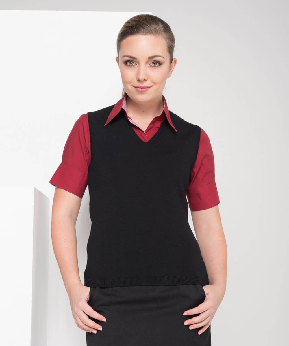 LSJ Ladies Vest WB412