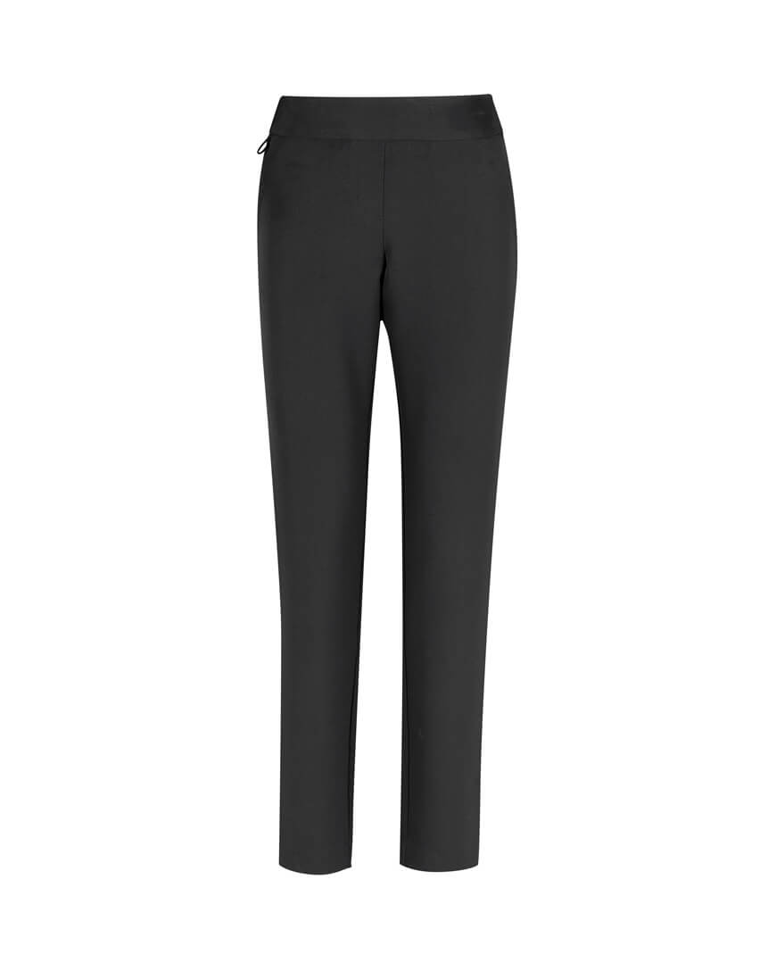 Biz Care Womens Jane Ankle Length Stretch Pant CL041LL