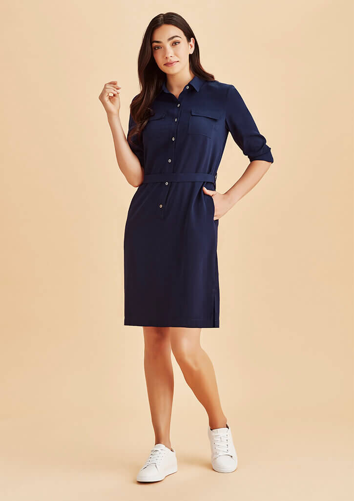 BC Chloe Ladies Georgette Shirt Dress RD069L